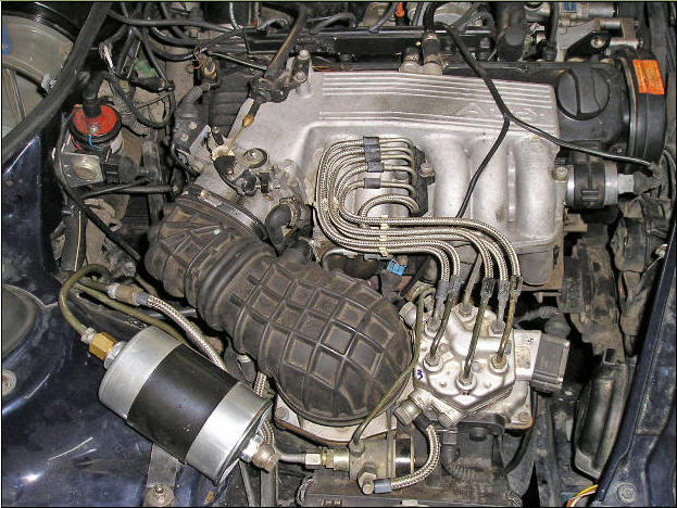 Автодиагноз: Проверка и ремонт дозаторов-распределителей топлива ...