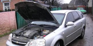 Лечим неисправности Chevrolet Lcetti