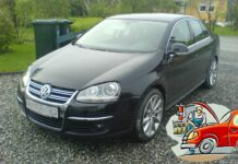 Неисправности Volkswagen Jetta V 2005-2010