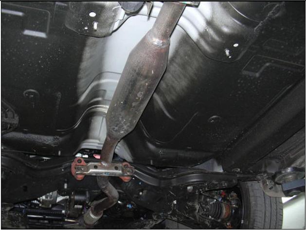 Антикоррозионная обработка Hyundai i10