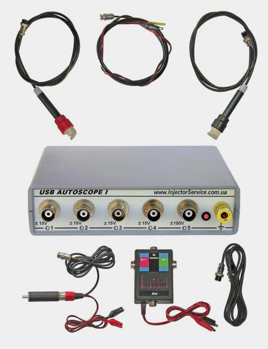 USB осциллограф - прайс